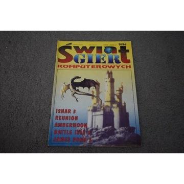 Świat Gier Komputerowych 9/94 9 / 1994 Swiat