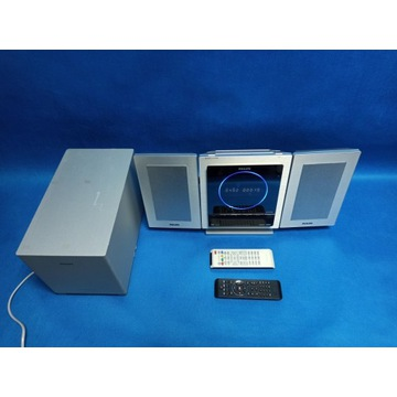 PHILIPS MCD-288E / USB / HDMI / RDS + Aktywny Sub