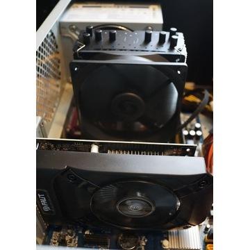 Komputer chłodzenie Fera3, E8400 3Ghz, 4GB RAM, GT