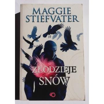 Maggie Stiefvater - Złodzieje snów [stan bdb]