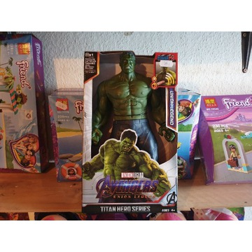 Figurki Hulk swieci wydaje dźwięki Nowy