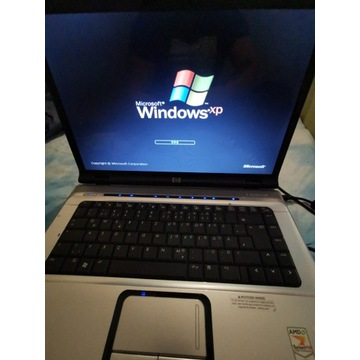 Laptop HP  dv6700 dv6772eg 2.0GHz 2GB Sprawny