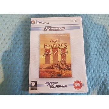 Age of Empires III The War Chiefs (dodatek)