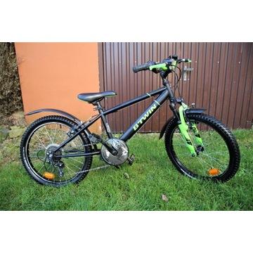 Super rower górski BTwin Rockrider 20