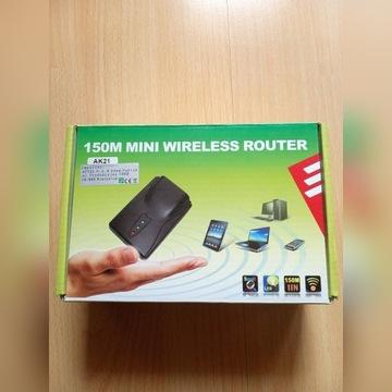 Router mini AK21, do TV, tunera TV itp