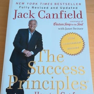 "książka ""The Success Principles"" Jack Canfield"