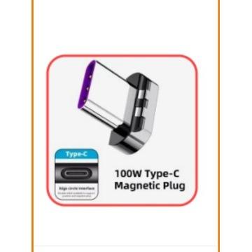 Końcówka magnetyczna  20V5A (100W) USB typ C