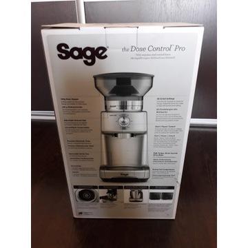 Sage młynek do kawy SCG600SIL NOWY