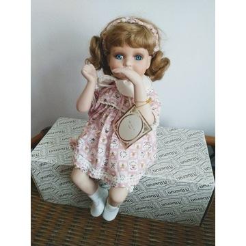 Porcelanowa lalka lulu