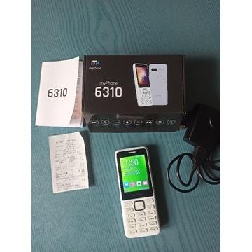 myPhone 6310 telefon dla seniora GWARANCJA