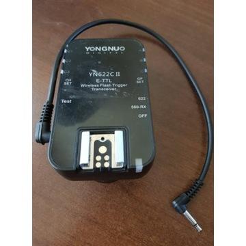 Radiowy wyzwalacz Yongnuo YN-622C II E-TTL