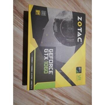 Zotac Geforce GTX 1060 6GB GDDR5 Mini Hynix