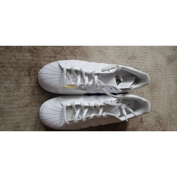 nowe trampki adidas superstar 50 2/3 wkładka 32,5
