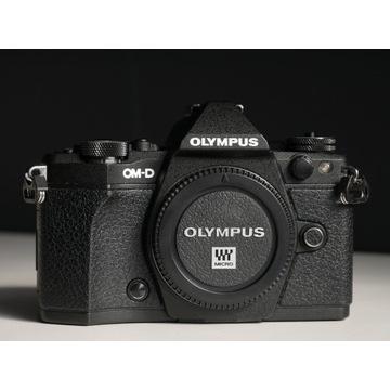 Olympus OM-D E-M5 Mark II / 5-osiowa stabilizacja!