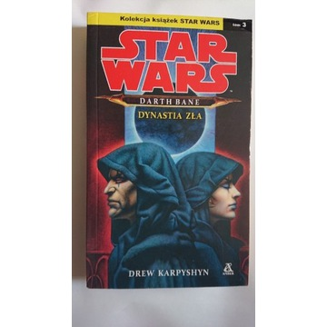 Star wars Darth Bane dynastia zla