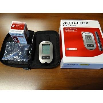 Glukometr Accu-Chek Performa. Nieużywany.