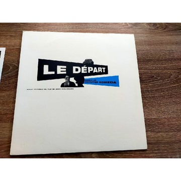 Komeda Le Depart LP Japan