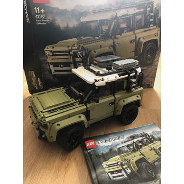 LEGO TECHNIC Land Rover 42110