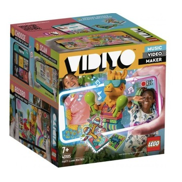 LEGO VIDIYO Party Llama Beatbox Music Video Maker