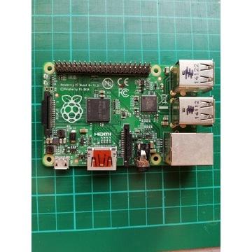 Raspberry pi 2B+ w oryginalnej obudowie