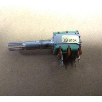 Potencjometr B10K Long on/off