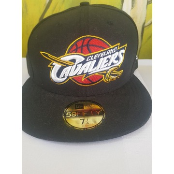 CZAPKA NEW ERA SEABAS NBA TEAM CLEVLAND CAVALIERS