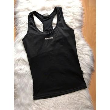 Sportowa czarna bluzka, HI-TEC, rozm. S