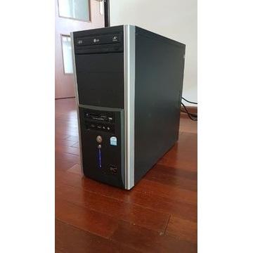 PC z płytą Alienware, i3, 4 GB RAM, 120 GB SSD