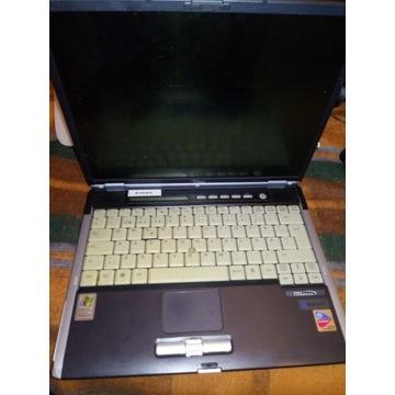 Laptop FUJITSU SIEMENS LIFEBOOK
