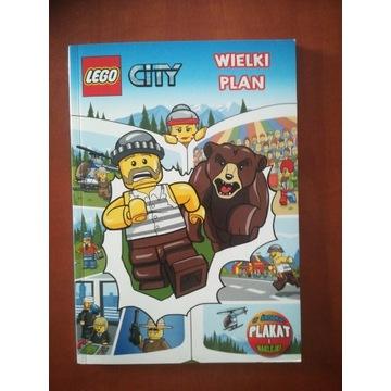 Lego city wielki plan