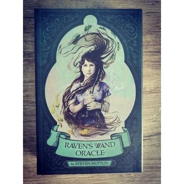 Karty Wyroczni Raven's Wand Oracle Tarot