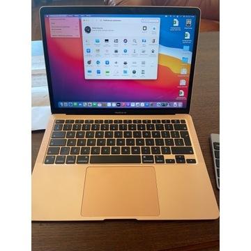Apple MacBook Air 13, 8-rdzeniowy dysk 512 ZŁOTY