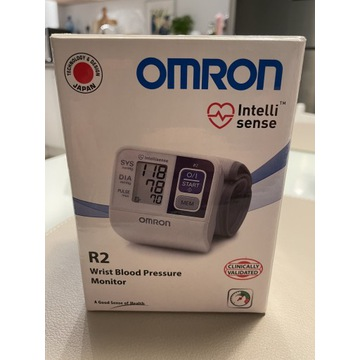 Nadgarstkowy automatyczny ciśnieniomierz OMRON R2