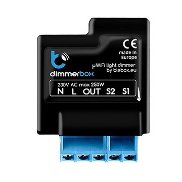 DimmerBox BleBox ściemniacz wi-fi