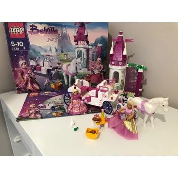 LEGO 7578 Belville - Najwspanialsza księżniczka