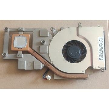 Wentylator + radiator Asus F3S