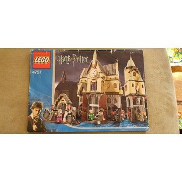 Lego harry potter hogwart 4757 unikat
