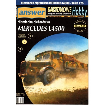 Mercedws L4500