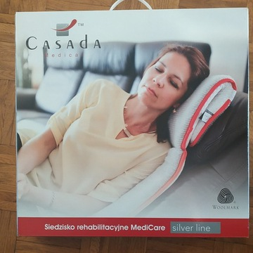 Siedzisko rehabilitacyjne Casada MediCare