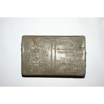 Stare pudełko po tabace firmy DRETA 1900-1930