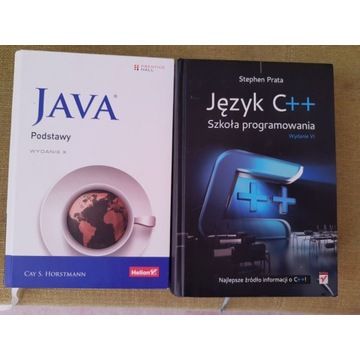 C++ Szkoła programowania + Java. Podstawy