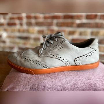 Męskie  półbuty buty casual ECCO eur 45
