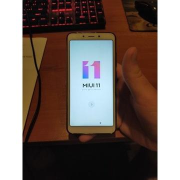 Xiaomi Redmi 6a Niebieski Etui, Pudełko, ładowarka