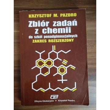 Zbiór zadań z chemii Zakres rozszerzony