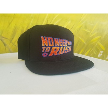 Snapback RUSH DNM NO NEED TO RUSH