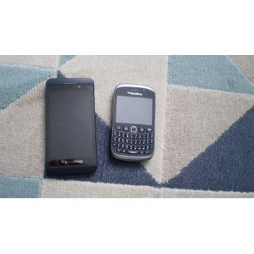 Telefony komórkowe BlackBerry