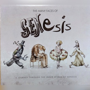 Genesis - Many Faces of Genesis