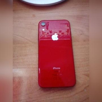 sprzedam iphone xr czerwony