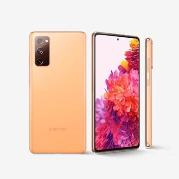 SAMSUNG Galaxy S20 FE 128GB Cloud Orange NOWY