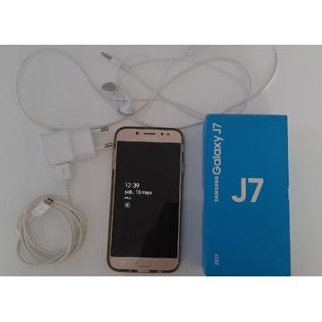 Samsung J7 Złoty